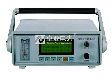 SF6气体纯度分析仪