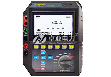 5000V高压绝缘电阻测试仪