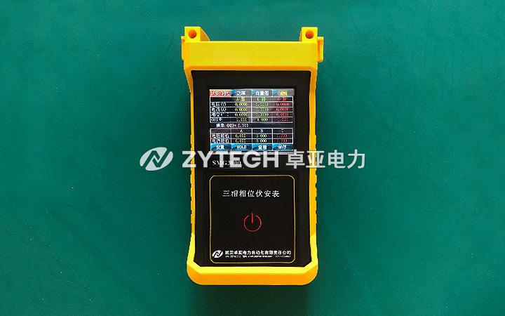 SMG3000三相交流电相位测试仪