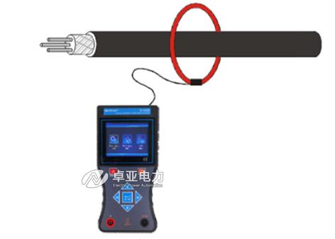 电流测量方法及电流测量接线图