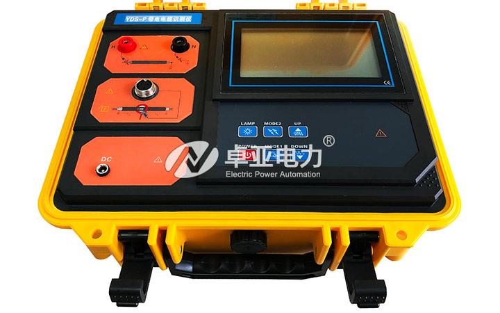 高压电缆识别仪 - 面板1