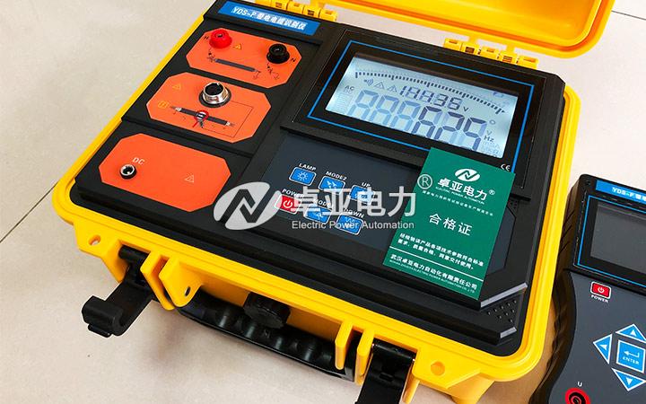 高压电缆识别仪 - 面板2