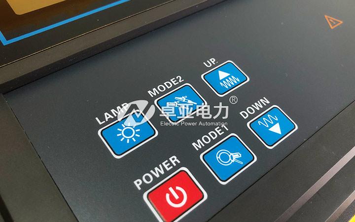 高压电缆识别仪 - 按键
