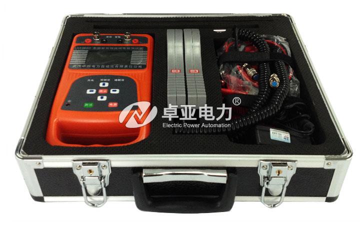 双钳接地电阻测试仪 - 机箱