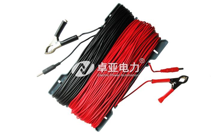 双钳接地电阻测试仪 - 绕线架及测试线
