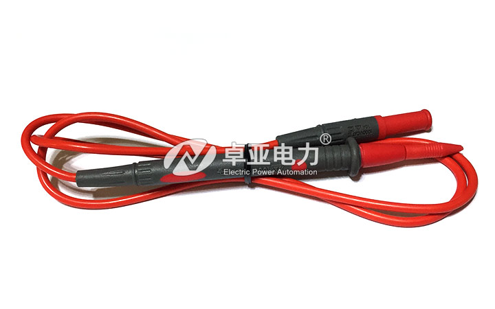 2500V绝缘电阻测试仪测试线(红)