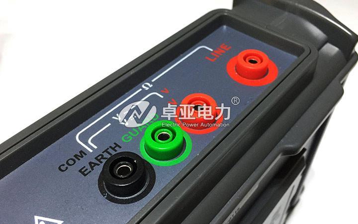 高压绝缘电阻表