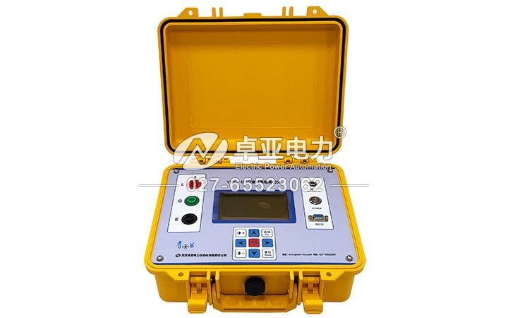 10KV绝缘电阻测试仪