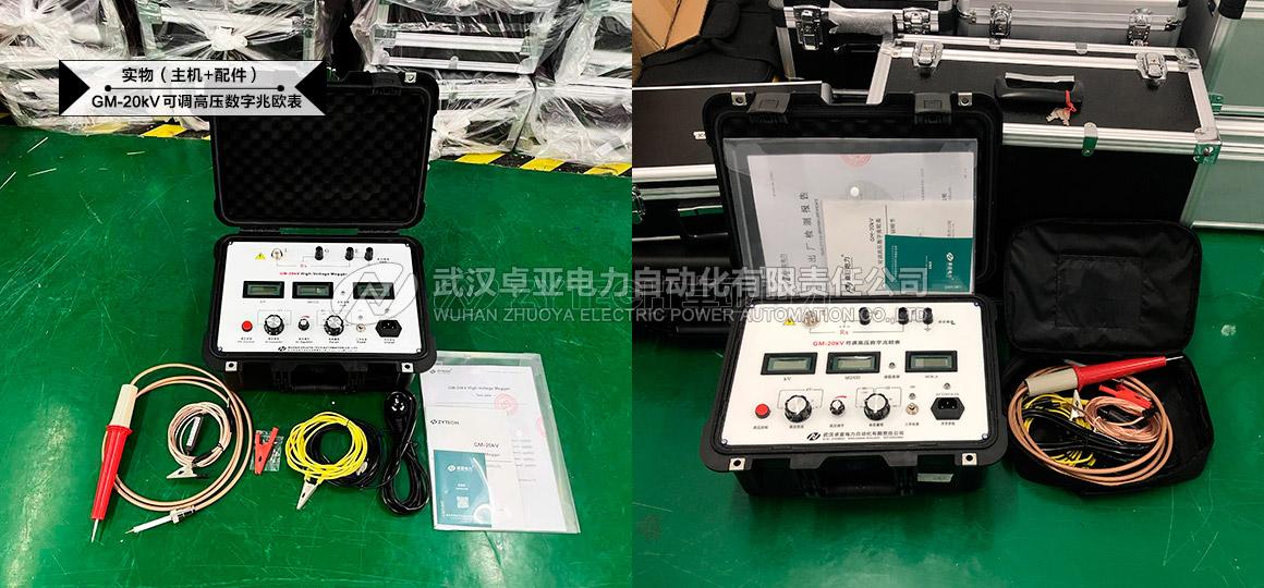 大功率高压兆欧表-参考电阻