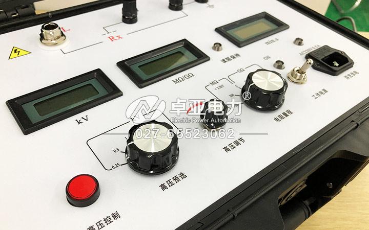 数显式绝缘电阻测试仪