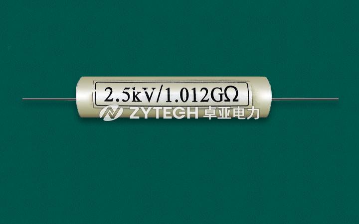 高压兆欧表参考电阻