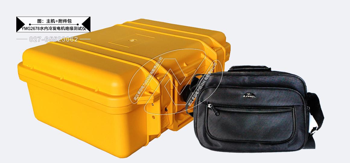 水内冷发电机绝缘电阻测试仪-主机及机箱