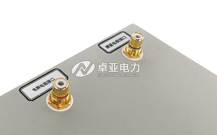 微量水分测定仪 - 电极接口