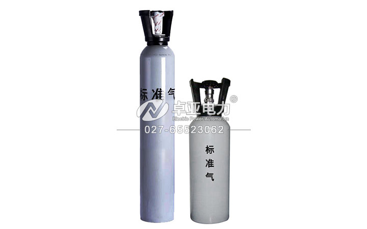 绝缘油中溶解气体组分含量分析仪标准气