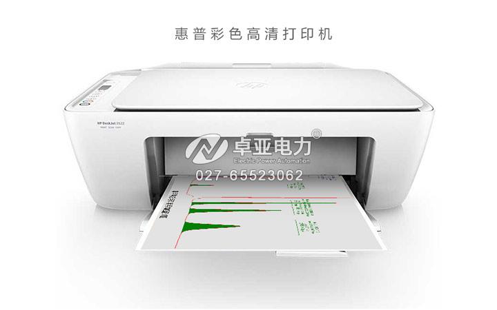 便携式变压器油色谱分析仪打印机