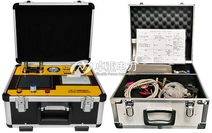 六氟化硫气体(SF6)密度继电器校验仪及附件箱