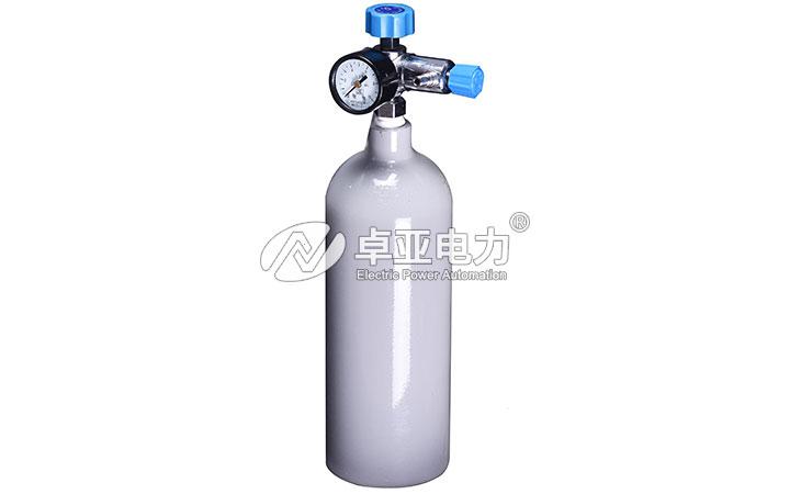 全自动SF6气体密度继电器测试仪  - 气瓶