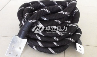 100A镀锡铜编织线
