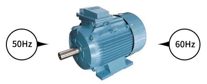 60Hz的电机用50Hz的电源和50Hz的电机用60Hz的电源的危害详解