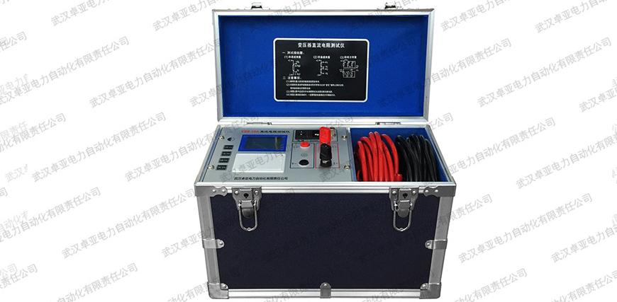 直流电阻测试仪图片