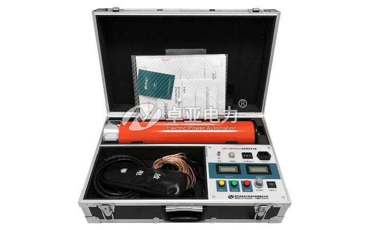 110kV等级变电站设备配置_直流高压发生器