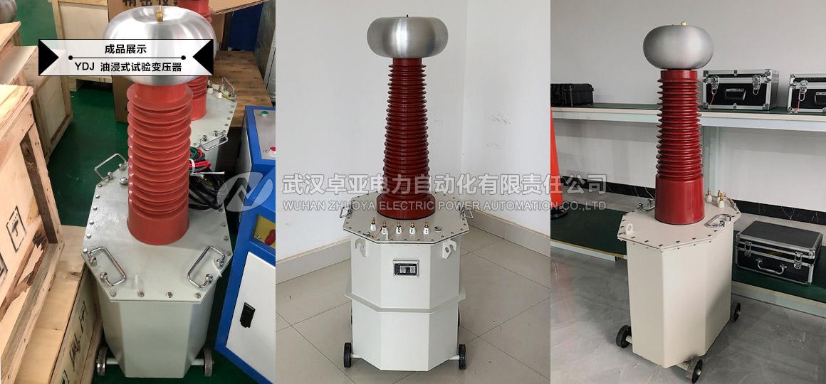 50kV高压试验变压器 - 实物图(2)