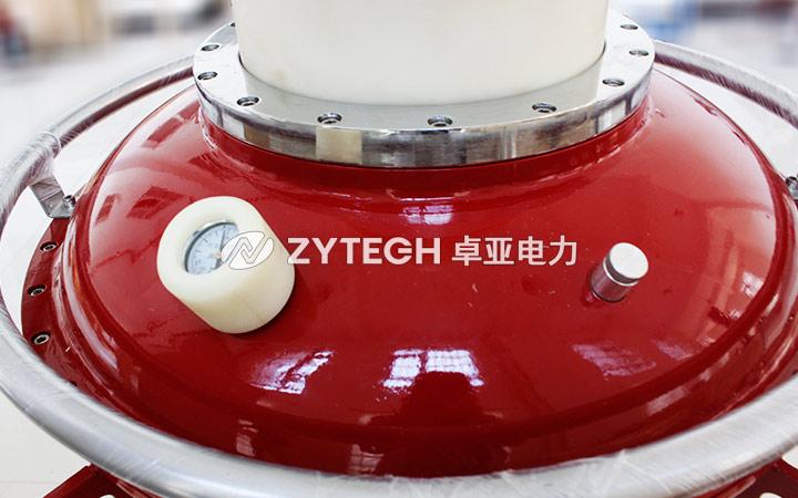 充气式试验变压器铭牌