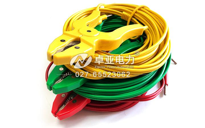 变压器容量测试仪测试线(红黄绿)