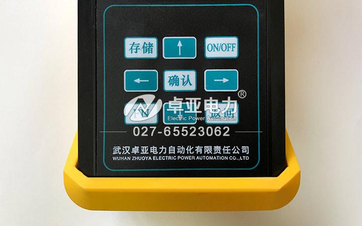 变压器容量测试仪键盘图