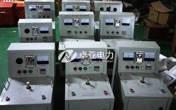 1000A大电流发生器 - 生产车间