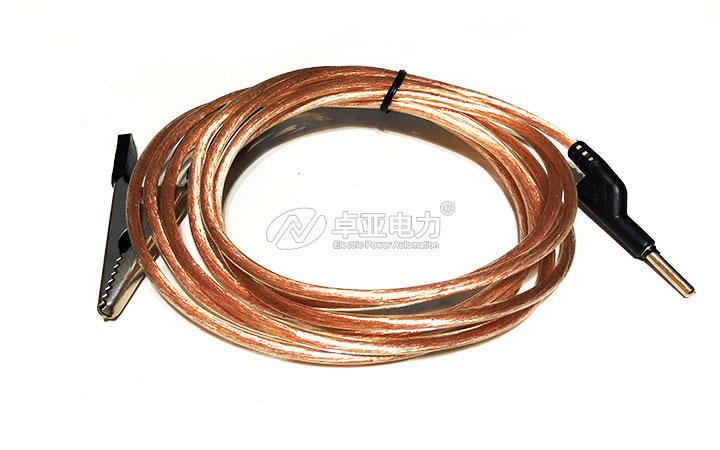 50kV交直流高压分压器 - 接地线