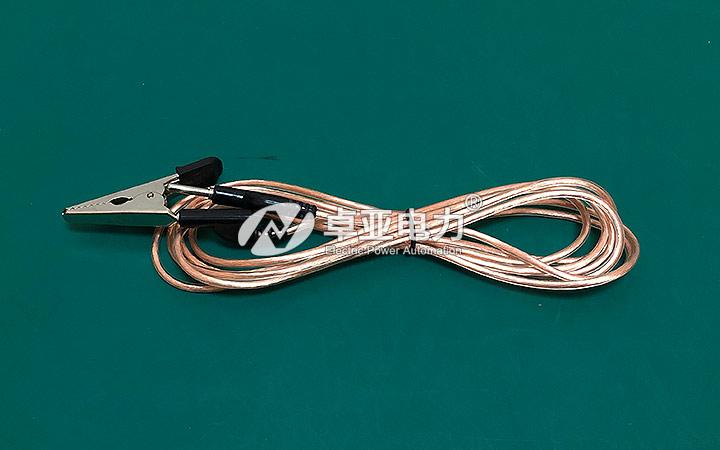 100A回路电阻测试仪接地线