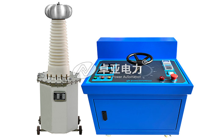 30kVA试验变压器控制台(箱)(1)