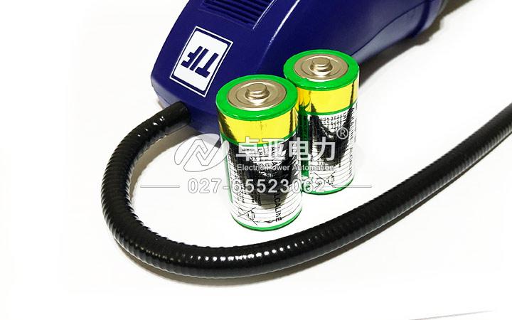 SF6气体定性检漏仪 - 电池