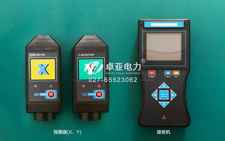 接收机+探测器(X\Y)
